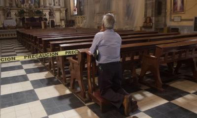 """Ladrón regresa cáliz a parroquia; """"no me denuncien"""", suplica"""