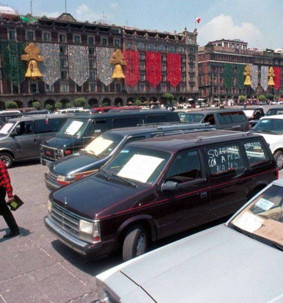 """Anuncia AMLO regularización de autos """"chocolate"""""""