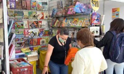 Feria del Libro Zócalo