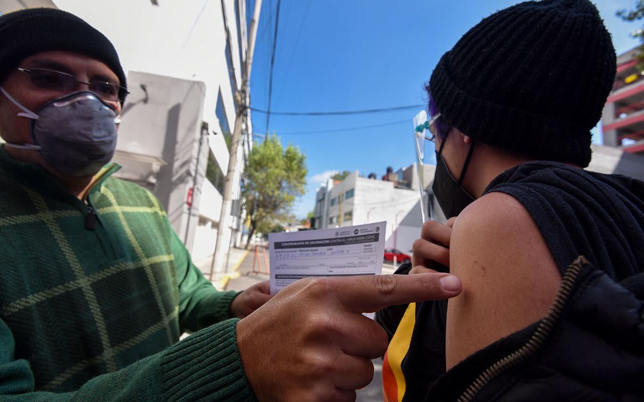 23 mil menores con comorbilidades se han registrado para recibir vacuna anticovid