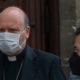 Nuncio Coppola bendice peregrinación virtual a Tierra Santa
