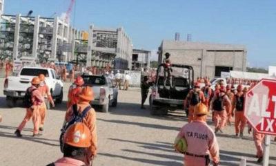 Protesta en Refinería de Dos Bocas deja un muerto y lesionados