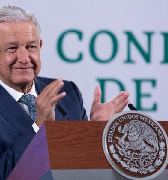 """AMLO defenderá reforma eléctrica ante desinformación de """"corruptos"""""""